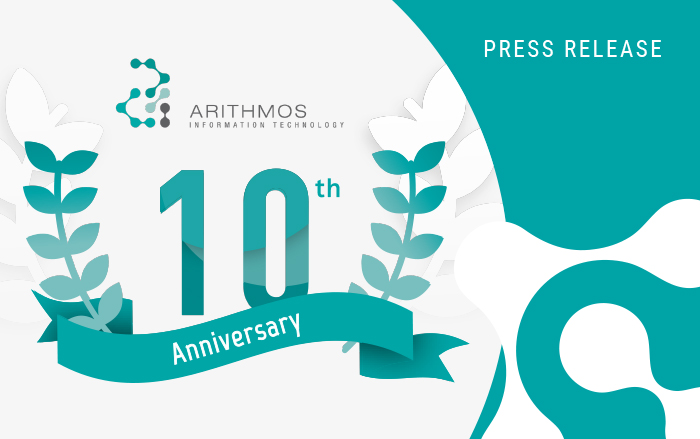 Arithmos Celebrating 10th Anniversary